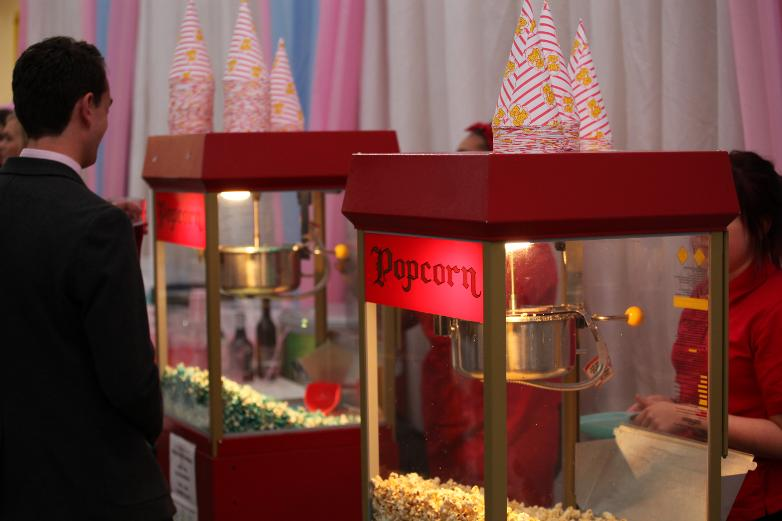 Papa's Popcorn catering service for events
