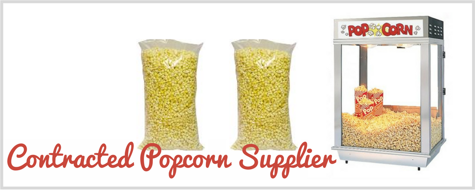 Supplier of popcorn southampton. Popcorn for theatres southampton